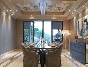 Aubrey Rd, Beverly Hills- Dining